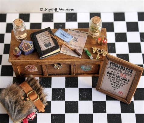 harry potter dolls house 25 best ideas about harry potter miniatures on pinterest harry potter toys harry