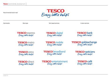 tesco layout strategy ben topliss design art direction tesco