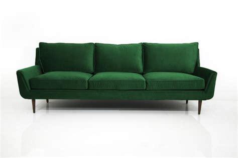 green stockholm sofa stockholm sofa in emerald green velvet modshop