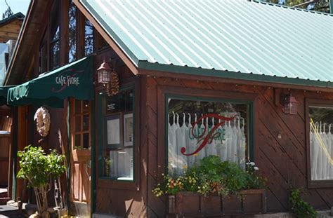 cafe fiore tahoe cafe fiore lake tahoe guide
