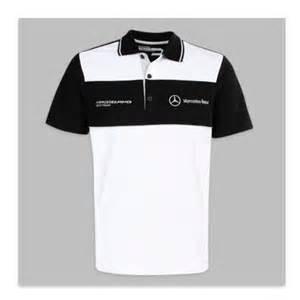 Mercedes Shirt Genuine Mercedes S Motorsport Polo