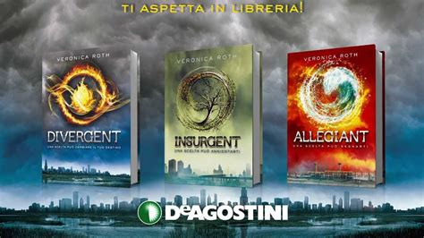 libro saga 1 divergent saga youtube