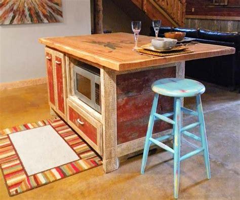 burleson home furnishings barnwood kitchen island real best 15 barnwood kitchen island online photos barnwood