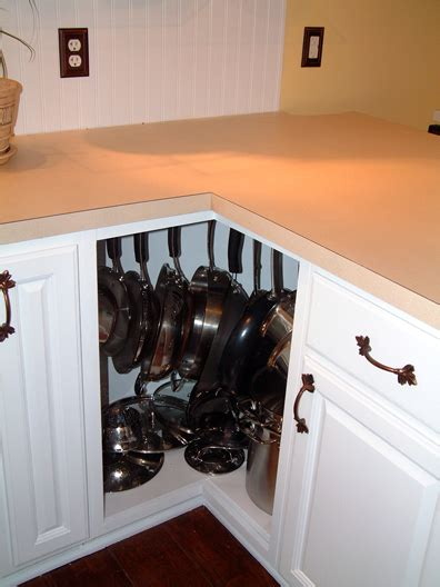 Cabinet Pot Hanger Diy Hearth And Home