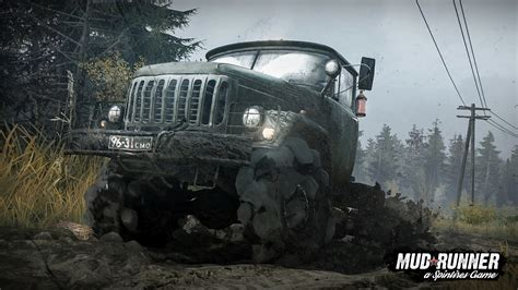 Spintires Mudrunner Ps4 by Spintires Mudrunner Trucks Its Way On To Xbox One Ps4