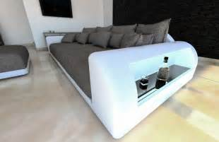 sofa mit led beleuchtung sofas ledersofa big sofa miami mit beleuchtung sofas