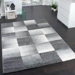design teppiche karo muster grau design teppiche