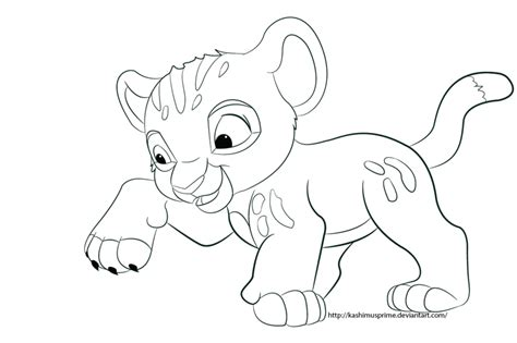 the lion king coloring pages baby simba lion king coloring pages nala and simba az az coloring pages