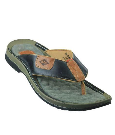 leecooper slippers cooper black slippers price in india buy