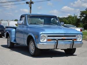 sell used 1967 chevy c10 stepside longbed in escalon