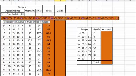how to buy sheets excel tutorial how to calculate students grade youtube