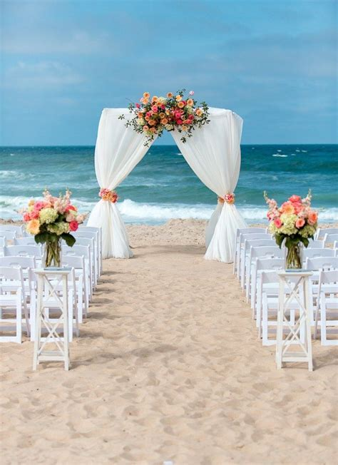 Best 25  Beach wedding arches ideas on Pinterest   Beach