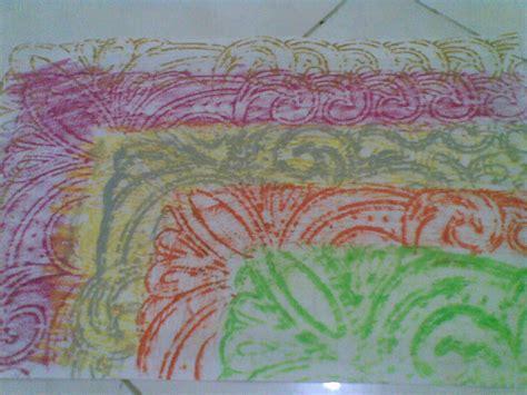 Tempat Pensil Ayat membuat kertas batik untuk kartu ucapan ultah selipan alkitab kertas kado atau hiasan tempat