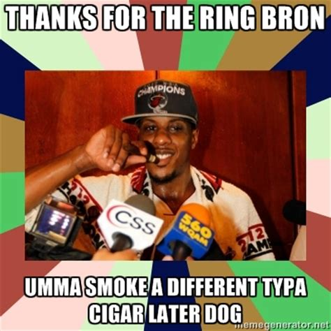 Mario Chalmers Meme - get stoned and look at our homemade pro athlete stoner