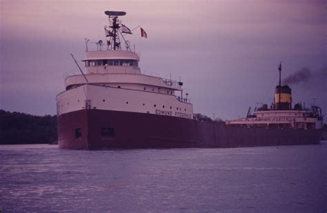 ss edmund fitzgerald sinking today marks the 38th anniversary of the ss edmund