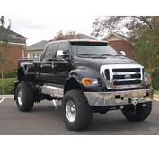 Big Ford Trucks Advantages And Specialties Of 4x4 Pickup