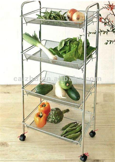 Three Tier Vegetable Rack by Metal Vegetable Fruit Holder 3 Tiers View Tier Vegetable