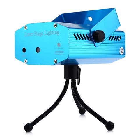 Mini Laser Stage Light Multicolor Projector 12 Pattern Blue aliexpress buy mini led laser pointer disco stage