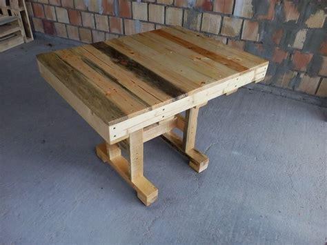 pallet dining table diy 99 pallets