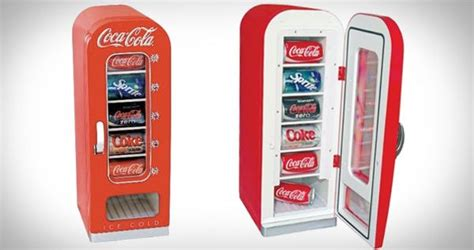 Cool Things To Buy For Your Room | koolatron 10 can vending fridge cool shit you can buy