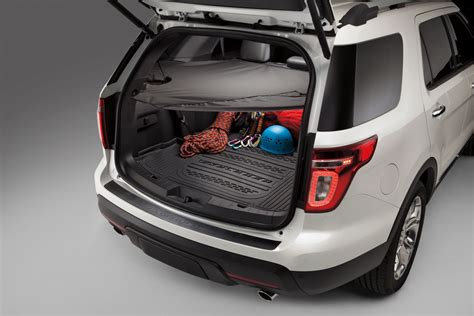 cargo mat trunk liner for 2008 ford escape cargo area protector the official site for ford accessories