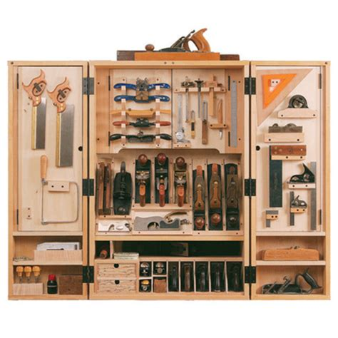 Traditional House Plan by Build A Hanging Tool Cabinet Finewoodworking