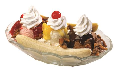 banana boat ice cream menu 10 best images about dairy store treats on pinterest