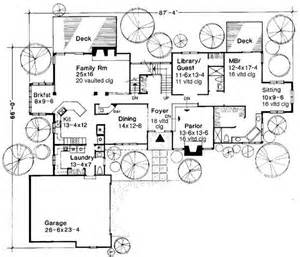 house layout plans the 6122 3 bedrooms and 3 baths the house designers