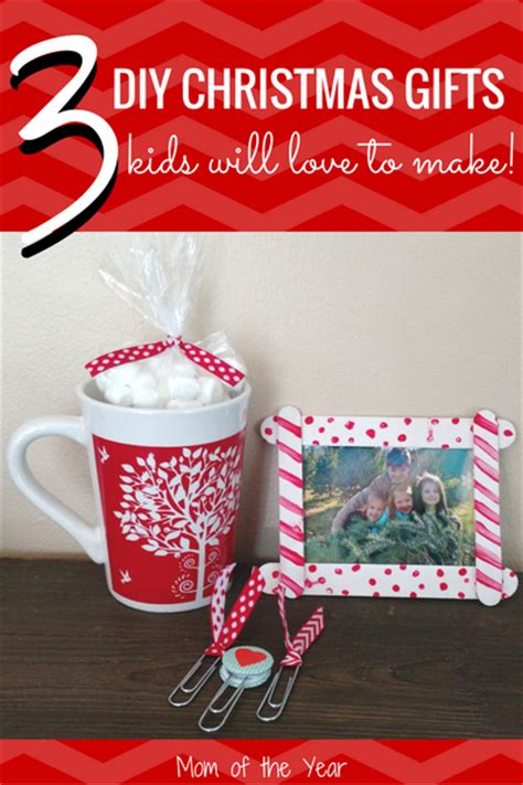 3 easy cheap diy holiday gifts kids will love to make