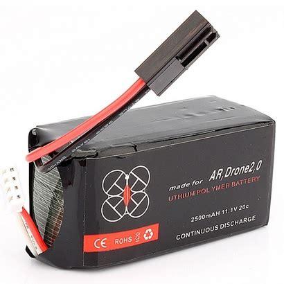 Baterai No 13 baterai li po parrot ar drone 2 0 11 1v 2500mah 20c