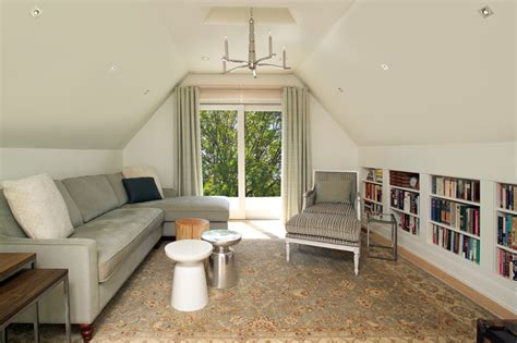 cape cod attic remodel attic renovation contemporary family room toronto