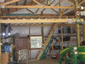 pole barn with loft plans 57 best images about shop and garage on pinterest wood