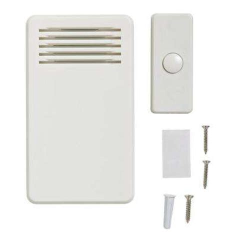 door chimes kits doorbells intercoms the home depot