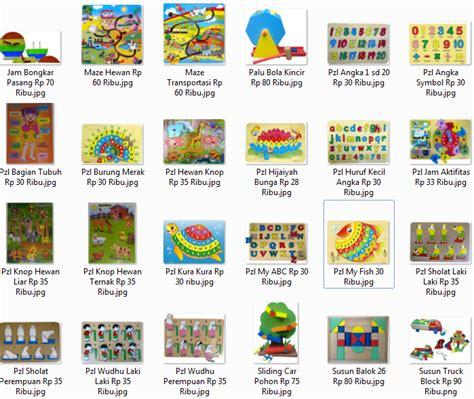 Mainan Edukatif Edukasi Anak Dinosaurus World Bongkar Pasang Keret mainan edukasi rumah pintar 2013