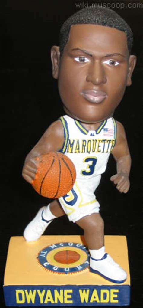 d wade bobblehead bobbleheads muscoop wiki