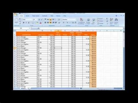 excel tutorial youtube pivot table simple excel pivot table tutorial easy lesson youtube