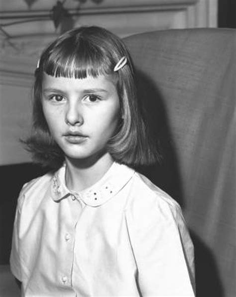 1950 hair styles with bangs the 1950s hairstyles for children leaftv