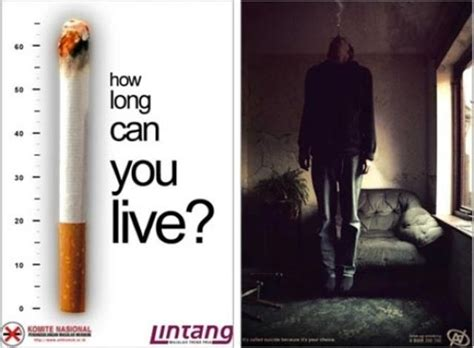 Scary Anti Smoking Ads | scary ads to stop smoking 21 pics