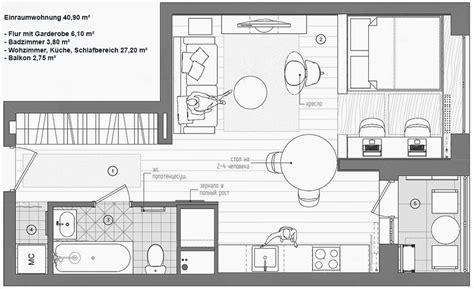 apartment mit 1 schlafzimmer dekorieren ideen kleine wohnung modern und funktionell einrichten freshouse