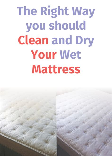 Is There A Way To Clean A Mattress by The Right Way You Should Clean And Your Mattress