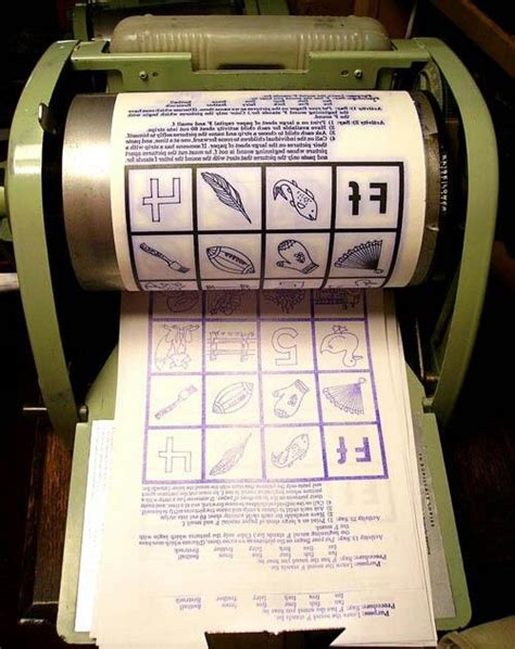 art lesson mimeograph madness