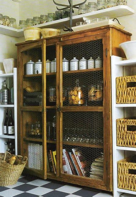 antique kitchen storage decor ideas vintage cupboards