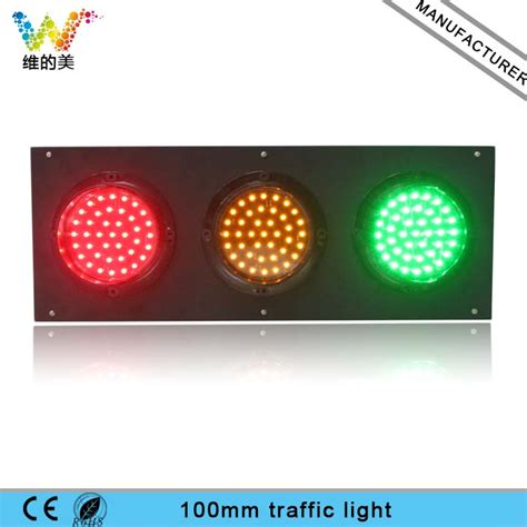 traffic light manufacturer china traffic light manufacturer 100mm kid education
