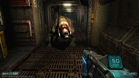 play doom 3 in 3d you can now play doom 3 in vr on vive with motion controllers