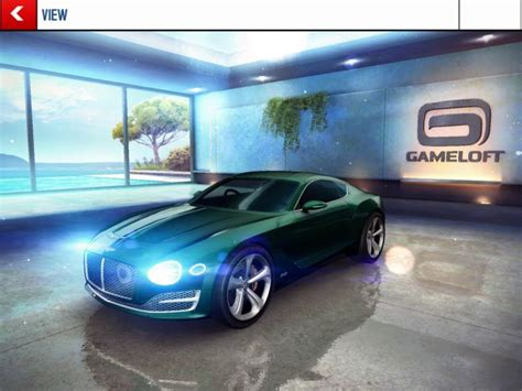 bentley exp 10 speed 6 asphalt 8 igcd net bentley exp 10 speed 6 concept in asphalt 8