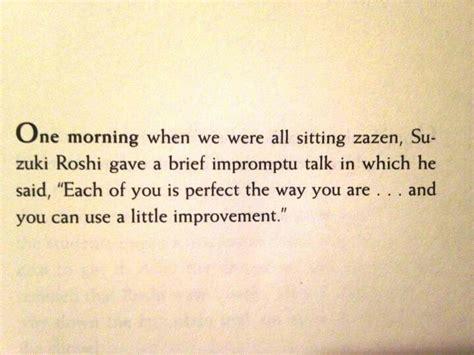 Suzuki Roshi Suzuki Roshi Quotes Quotesgram