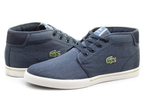 lacoste shoes thill canvas 151spm0005 db4