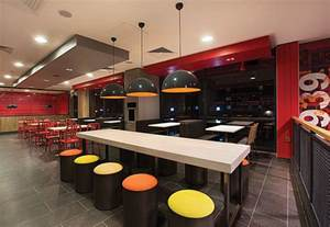Small Restaurant Kitchen Layout Ideas trends in fast food retail design design retail