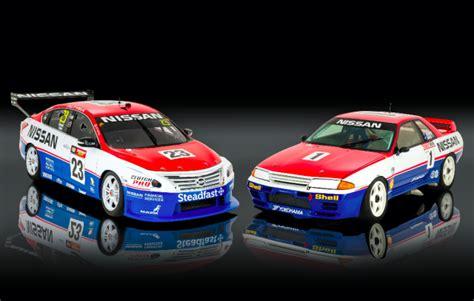 Nissan revives 1991 GT R livery for Bathurst   Speedcafe