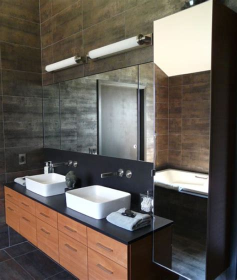 masculine bathrooms when is it right to use dark colors in home decor